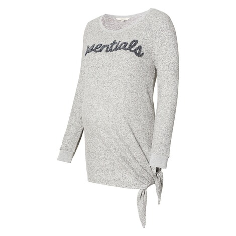 NOPPIES  Pullover Gennifer  Grey Melange 3