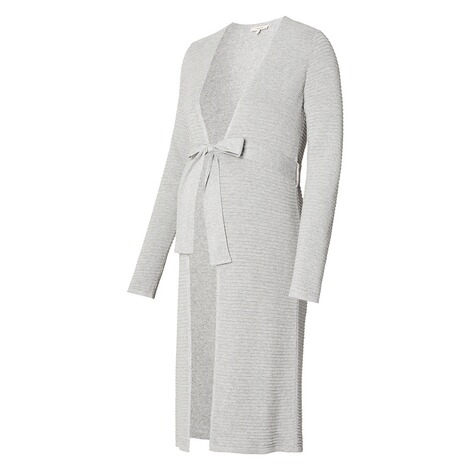 NOPPIES  Strickjacke Gaelle  Grey Melange 3