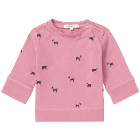 NOPPIES  Pullover Guymon  Old Pink 1