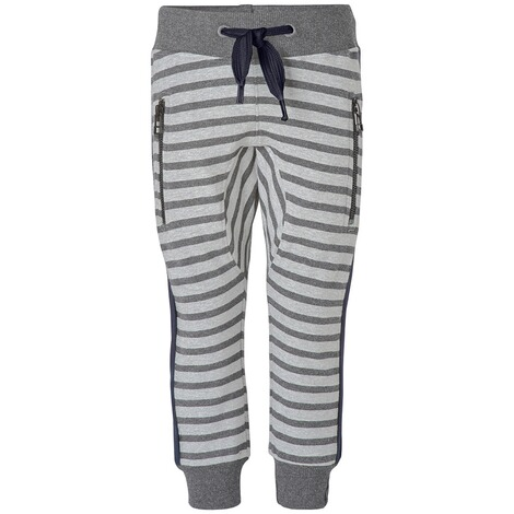 NOPPIES  Jogginghose Gold  Grey Melange 1