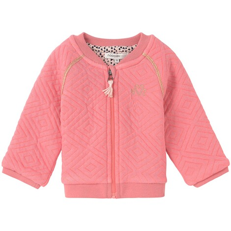 NOPPIES  Strickjacke Hollins  Medium Pink 1