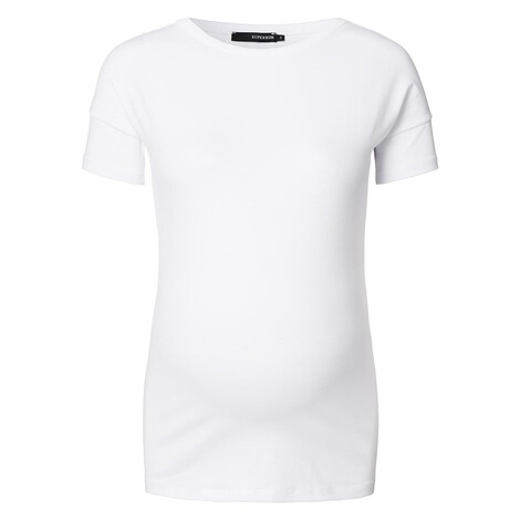 SUPERMOM  T-shirt Basic Plus  White 1