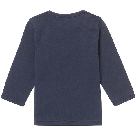 NOPPIES  Langarmshirt Monsieur  Navy 2