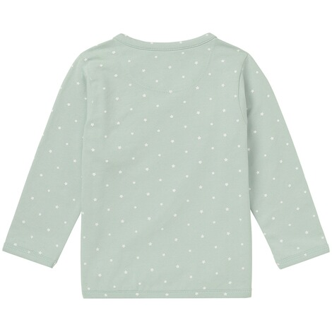 Noppies  Langarmshirt Anne  Grey Mint 2