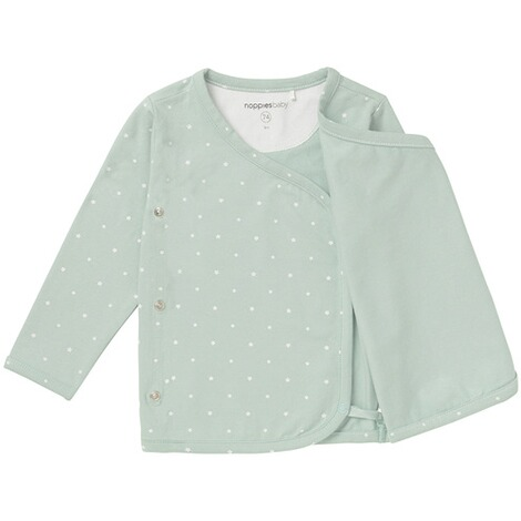 Noppies  Langarmshirt Anne  Grey Mint 3