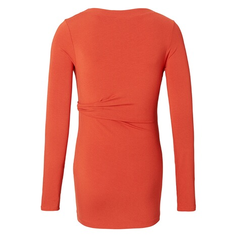 QUEEN MUM  Bluse  Orange 2