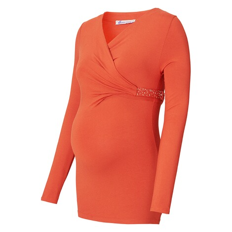 QUEEN MUM  Bluse  Orange 3