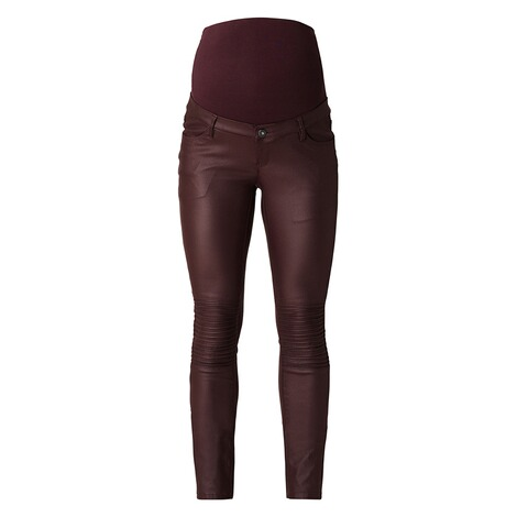 NOPPIES  Skinny Umstandsjeans Isa  Dark Purple 1