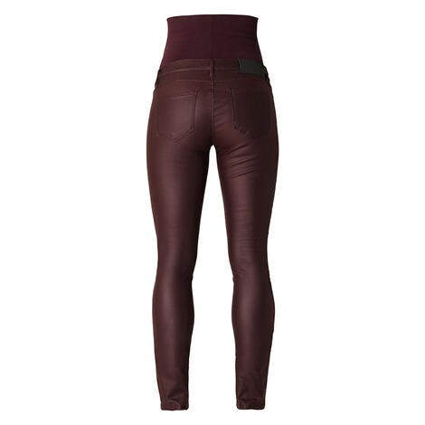 NOPPIES  Skinny Umstandsjeans Isa  Dark Purple 2