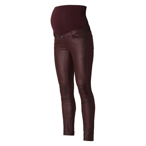 NOPPIES  Skinny Umstandsjeans Isa  Dark Purple 3