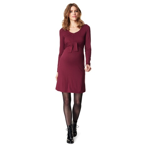 ESPRIT  Still-Kleid  Tawny Red 4
