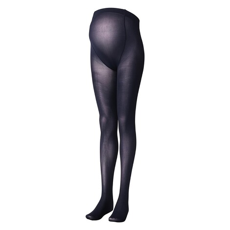 QUEEN MUM  Strumpfhose 60 Denier  Navy 1