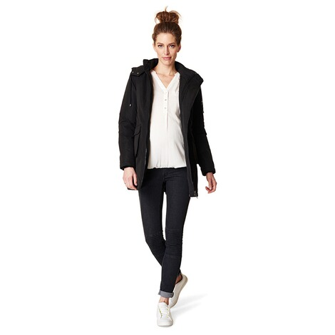 ESPRIT  Umstandsjacke Winter 2-way  Black 4