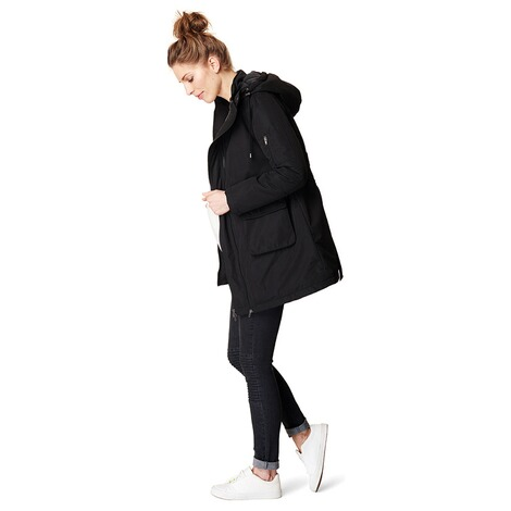ESPRIT  Umstandsjacke Winter 2-way  Black 5