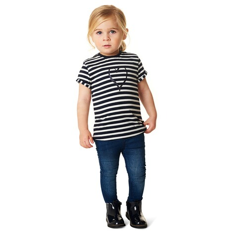 NOPPIES  T-shirt Niella  Dark Blue 4