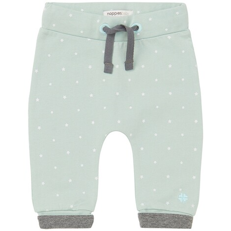 Noppies  Hose Bo  Grey Mint 1