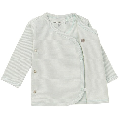 NOPPIES  Langarmshirt Soly  Grey Mint 3