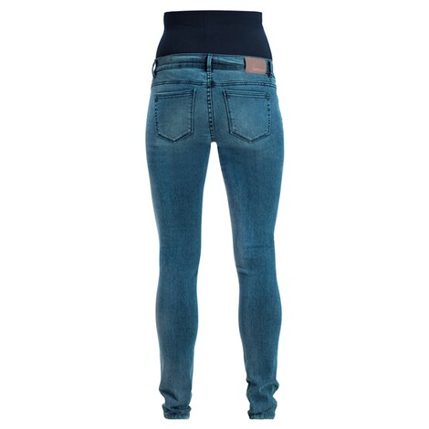 NOPPIES  Skinny Umstandsjeans Avi  Blue Denim 2
