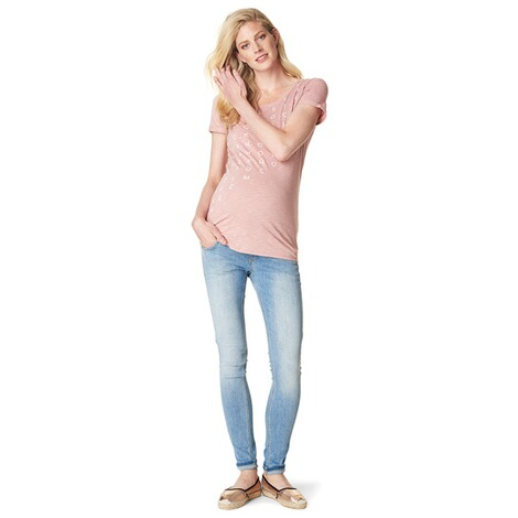 NOPPIES  T-shirt Aukje  Blush 4