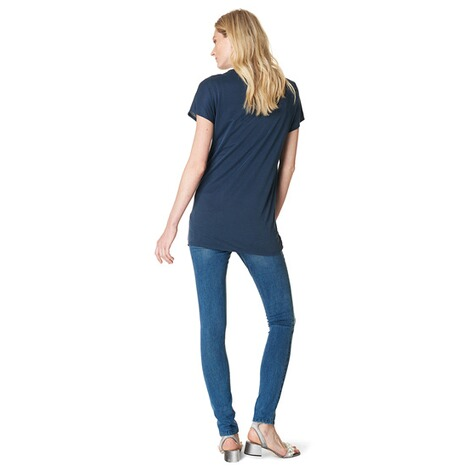 NOPPIES  Skinny Umstandsjeans Avi  Blue Denim 6
