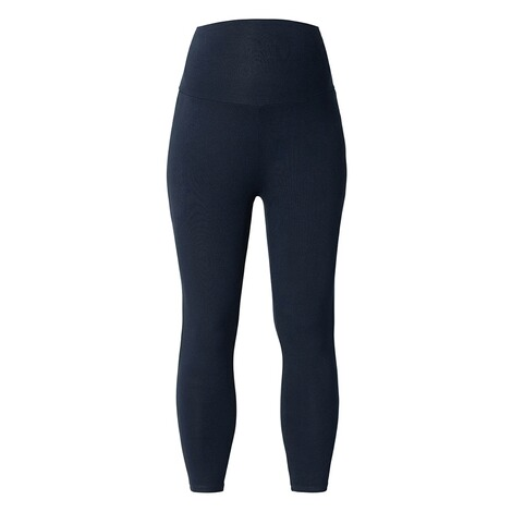 Queen Mum  7/8 Legging  Navy 1