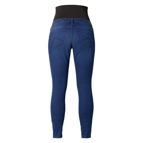 QUEEN MUM  Slim Umstandsjeans  Dark Blue 2