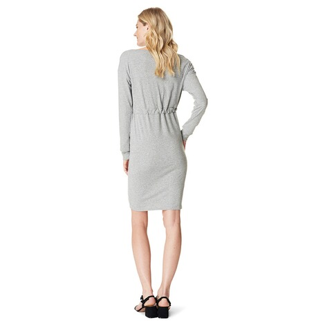 NOPPIES  Kleid Radygo  Grey Melange 5