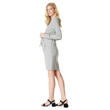 NOPPIES  Kleid Radygo  Grey Melange 6
