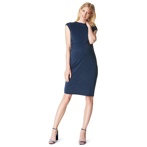 Noppies  Kleid Annefleur  Navy 5