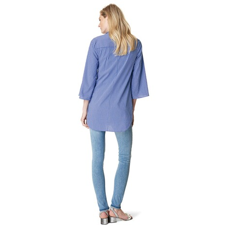 NOPPIES  Bluse Anneloe  Light Blue 8