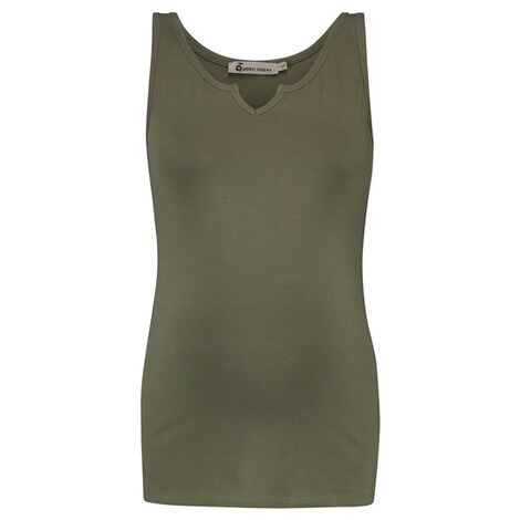 QUEEN MUM  Top  Olive 1