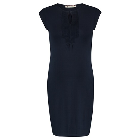 QUEEN MUM  Kleid  Navy 1