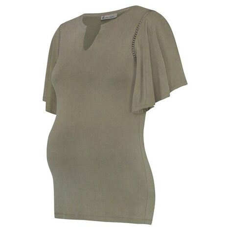 QUEEN MUM  T-shirt  Olive 3