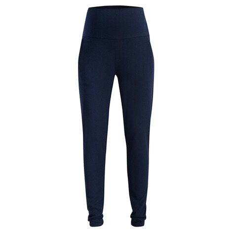 QUEEN MUM  Casual Hose  Navy 1