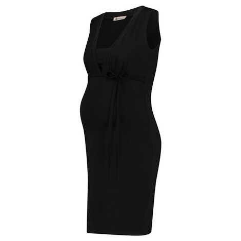 QUEEN MUM  Still-Kleid  Black 3