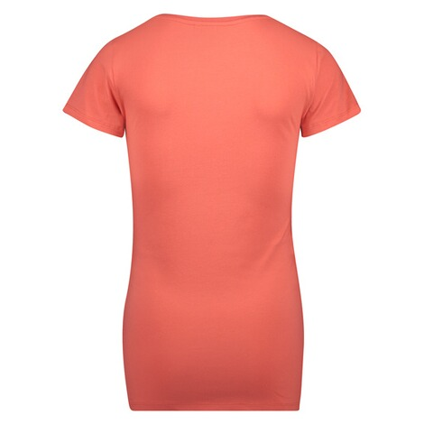 NOPPIES  T-shirt Babs  Coral 2