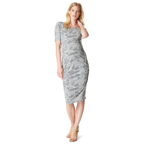 NOPPIES  Kleid Benthe  Grey Melange 4