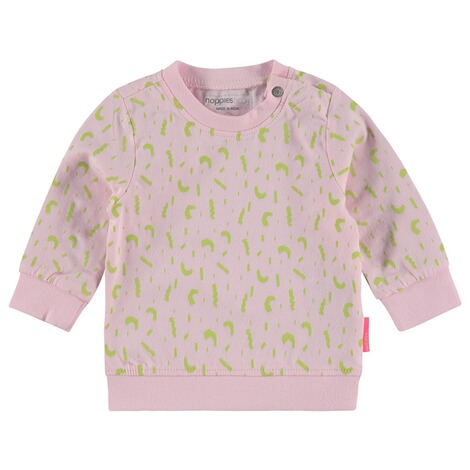 NOPPIES  Sweater Kossa  Light Rose 1