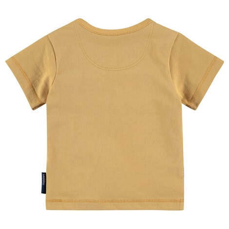 NOPPIES  T-shirt Lathrop  Medium Yellow 2