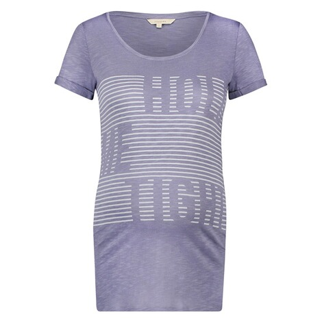 NOPPIES  T-shirt Aukje  Medium Grey 1