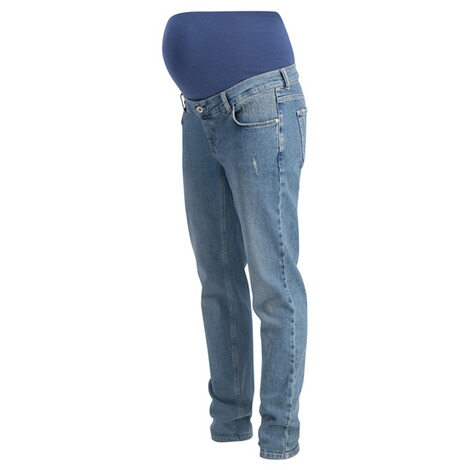 NOPPIES  Relaxed Robin  Vintage Blue Denim 3
