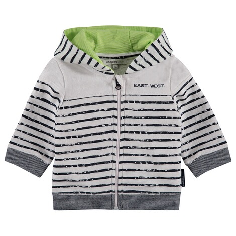 NOPPIES  Strickjacke Mexico  Optic White 1