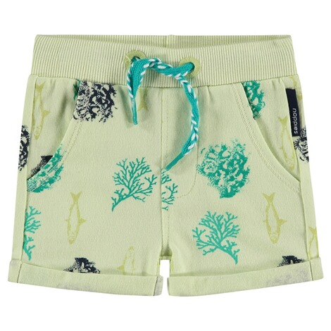 NOPPIES  Shorts Micco  Light Pistache 1