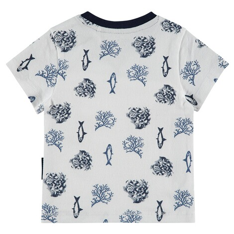Noppies  T-shirt Mentor  Optic White 2