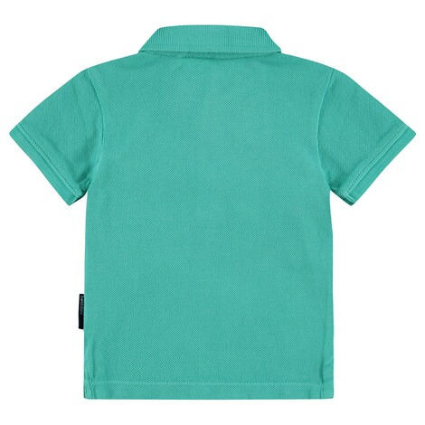 NOPPIES  Poloshirt Miami  Pale Turqoise 2