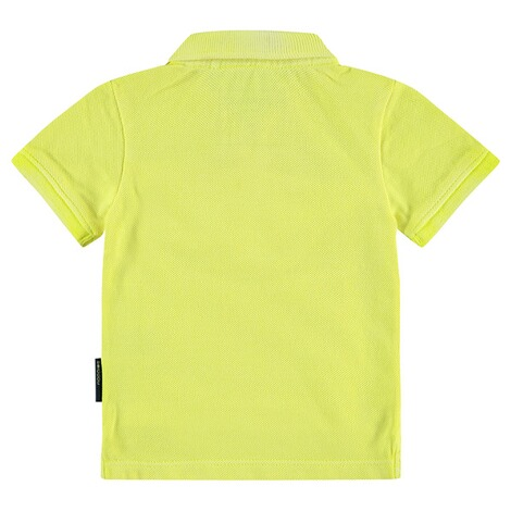 NOPPIES  Poloshirt Miami  Fluor Green 2