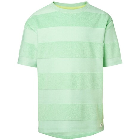 NOP  T-shirt Linwood  Grey Mint 1