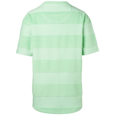 NOP  T-shirt Linwood  Grey Mint 2