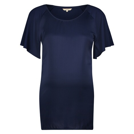 NOPPIES  T-shirt Cate  Midnight Blue 1