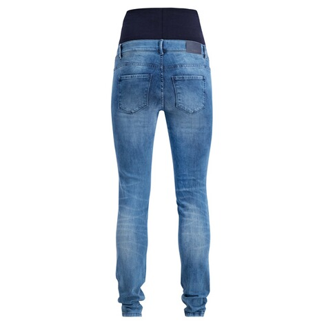 NOPPIES  Slim Umstandsjeans Mila  Blue Denim 2